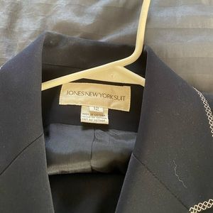 Jones New York Other - Size 12 Jones New York blue pant suit.
